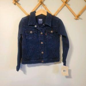 Levi's 4t Jean Jacket